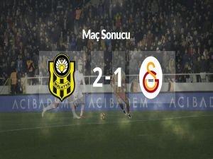Cim bom Malatya'da tuş oldu: 2-1