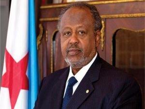 Cibuti Cumhurbaşkanı Türkiye'ye geliyor