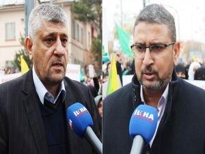 Filistin Direniş Cephesinden HÜDA PAR ve Diyarbakır halkına teşekkür
