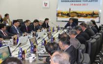 Diyarbakır'da Tarım Sektörü Değerlendirme Toplantısı yapıldı
