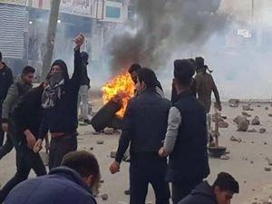 Barzani'den Irak Kürdistanı'nda yaşananlara ilişkin itidal çağrısı