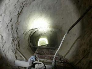 Siirt'te PKK'ya ait tüneller bulundu