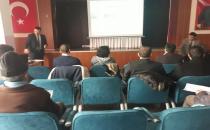 """Palu'da """"hidroelektrik santral"""" toplantısı düzenlendi"""