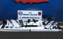 Bingöl'de öldürülen PKK'lilerin birçok saldırının failleri olduğu ortaya çıktı