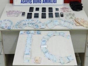 Çaldığı telefonları internette satan şüpheli yakalandı