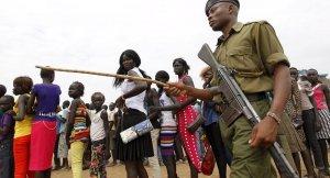 Güney Sudan yönetiminden aşağılık izni!