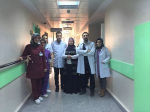 Tüp mide ameliyatında başarı