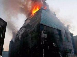 Güney Kore'de feci yangın: 28 ölü