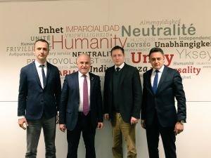 Kızılay'a Avrupa Birliği desteği