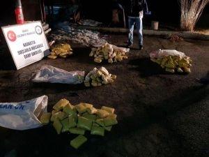 Van'da bir araçta 90 kilo eroin ele geçirildi