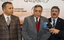 """""""Gaziantep ihracatının en az yüzde 25'ini Irak'a yapıyor"""""""