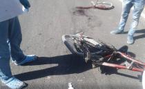 Traktörün çarptığı bisikletli çocuk 6 ay hayata tutunabildi