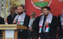 """""""Kudüs'ün doğusu da batısı da Müslümanlarındır"""""""