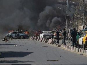 Kabil'de intihar saldırısı!