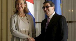 AB ile Küba arasında tam ölçekli ekonomik işbirliği