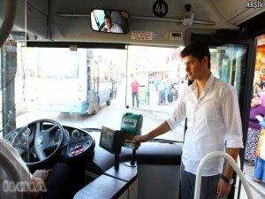 Diyarbakır'da toplu taşıma araçları kartlı sisteme geçiyor