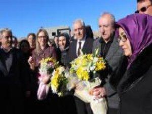 Türkiye'nin ilk yerli buğday tohumu Mardin'de toprağa ekildi
