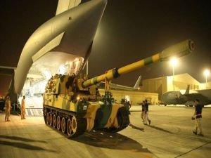 TSK'dan Katar'a asker ve obüs sevkiyatı