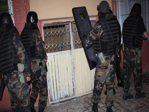 Bitlis'te IŞİD baskınları: 3 gözaltı