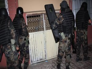 Gaziantep'te IŞİD operasyonu: 6 tutuklama