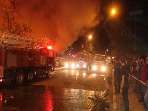 Korkunç yangın! Baba ve 3 oğlu yangında hayatını kaybetti
