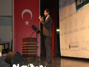 Eskişehir Medya Akademisinin İlk Konuğu Serdar Tuncer