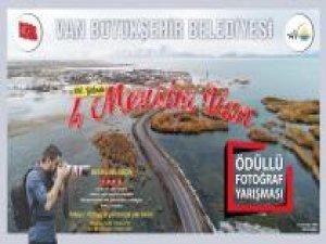 Van Büyükşehir Belediyesinden ödüllü fotoğraf yarışması