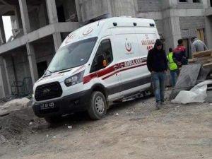 Nusaybin TOKİ'deki inşaat kazaları ne zaman bitecek?