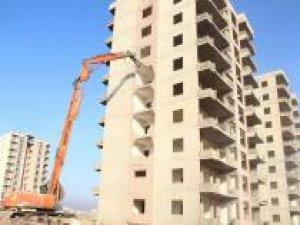 """""""Kırklar Dağı'ndaki konut yıkımı en kısa zamanda bitirilmesi hedefleniyor"""""""
