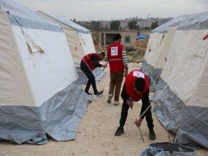 İdlib'den yeni bir göç dalgası