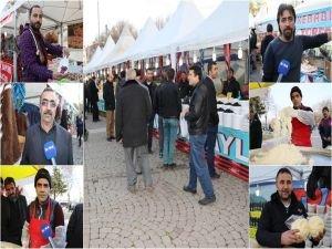 Türkiye'nin yöresel lezzetleri Gaziantep'te