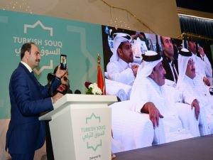 Katar'a e-İhracat Kapısı, PTT ile açıldı