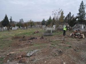 İsimsiz mezarlar yenilecek