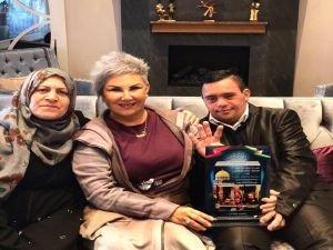 Anaokulundan Filistinli Muhammed'e destek