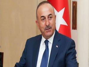 """Çavuşoğlu: """"İran'daki olayların arkasında 2 kişi var"""""""