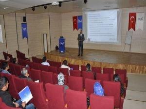 DİKA'dan Ajans Bölgesinde Uygulamalı Girişimcilik Eğitimi