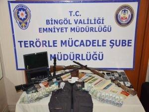 Bingöl'de IŞİD operasyonu: 26 gözaltı