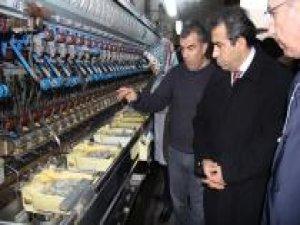 """""""Ham ipek üretiminde merkez Diyarbakır'dır"""""""