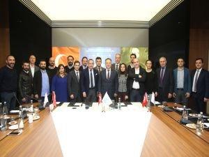 İTHİB ve TETSİAD ortaklığında UR-GE projesi toplantısı