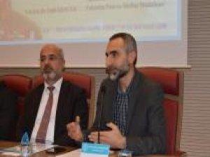 "Bitlis'te ""Fahrettin Paşa"" paneli düzenlendi"