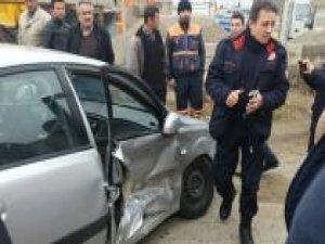 Kahramanmaraş'ta kaza: 3 yaralı