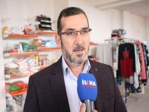 Umut Kervanı Vakfı Mardin Temsilciliği açıldı