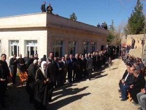Kızıltepe'de husumetli aileler barıştırıldı