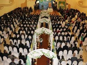 HÜDA PAR Gaziantep 2'nci Olağan Kongresi yapıldı