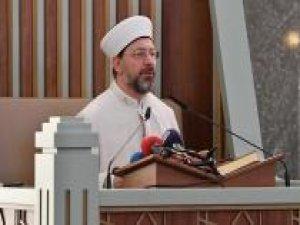 """""""Mescid-i Aksa'nın özgürlüğü Müslümanların birlik beraberliğinden geçiyor"""""""