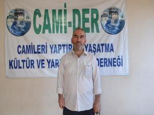 Cami- Der yıllık faaliyet raporunu açıkladı