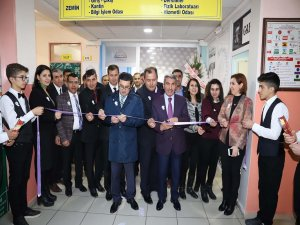 """Midyat'ta """"Z-Kütüphane"""" açılışı"""
