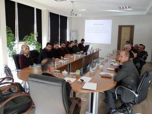 VASKİ'de 'iç kontrol sistemi' eğitim semineri