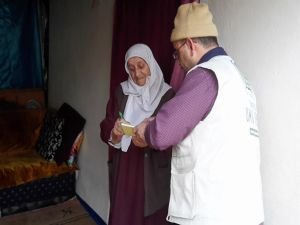 Bingöl Umut Kervanı aralık ayı faaliyet raporunu açıkladı