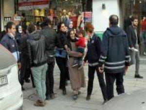 Van'da dilencilere yasal işlem yapıldı